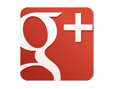 Google + cumple 3 años