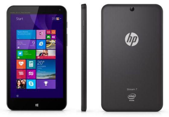 Stream 7, la tablet, low-cost de HP