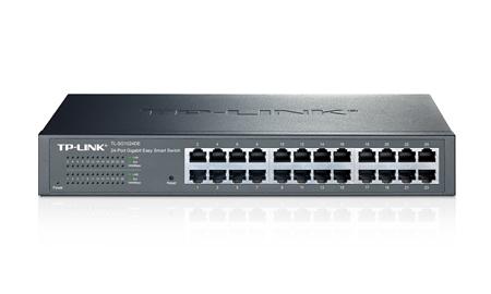 Switch 24 puertos TP-Link TL-SG1024DE
