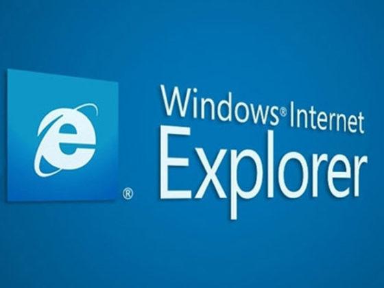 Internet Explorer se jubila