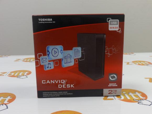 Canvio Desk