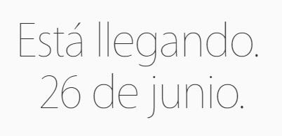 iWatch España