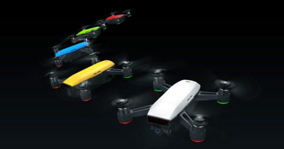 Los nuevos drones de DJI son tamaño mini