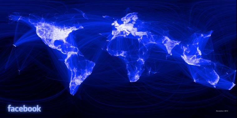 Facebook ofrece sus bases de datos para situaciones de emergencia