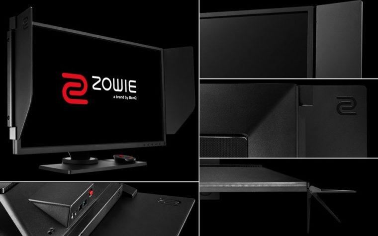 BenQ ha lanzado un nuevo monitor de juegos, el Zowie XL2546