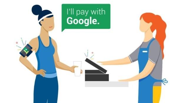 Los nuevos pagos con Google ya son una realidad